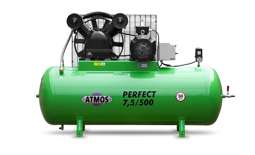 Atmos Pístový kompresor Perfect 7,5/500 Y-D